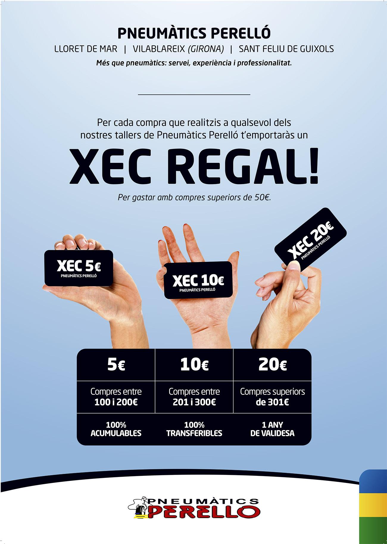 Cartell A3 Xec Regal 2